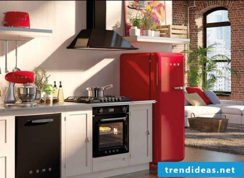 retro fridge bosch redesigned