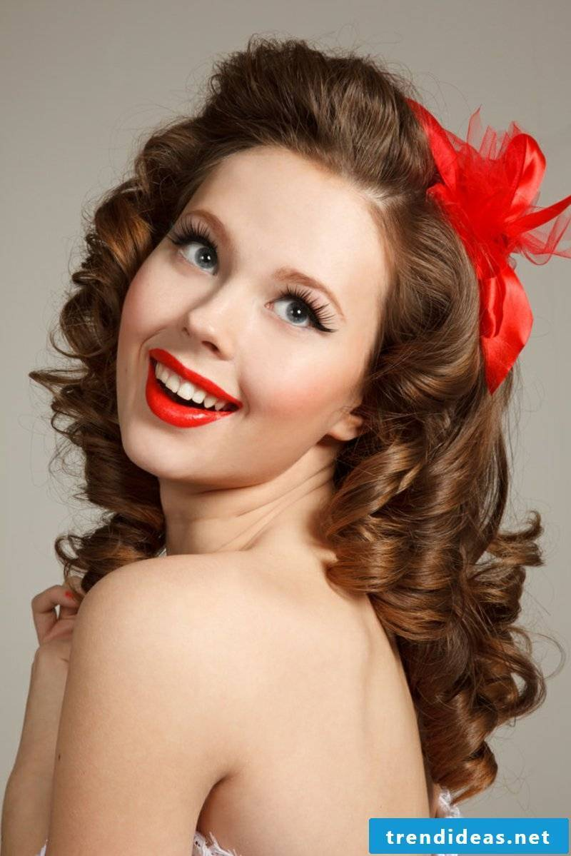 rockabilly hairstyles THE FARMER'S DAUGHTER