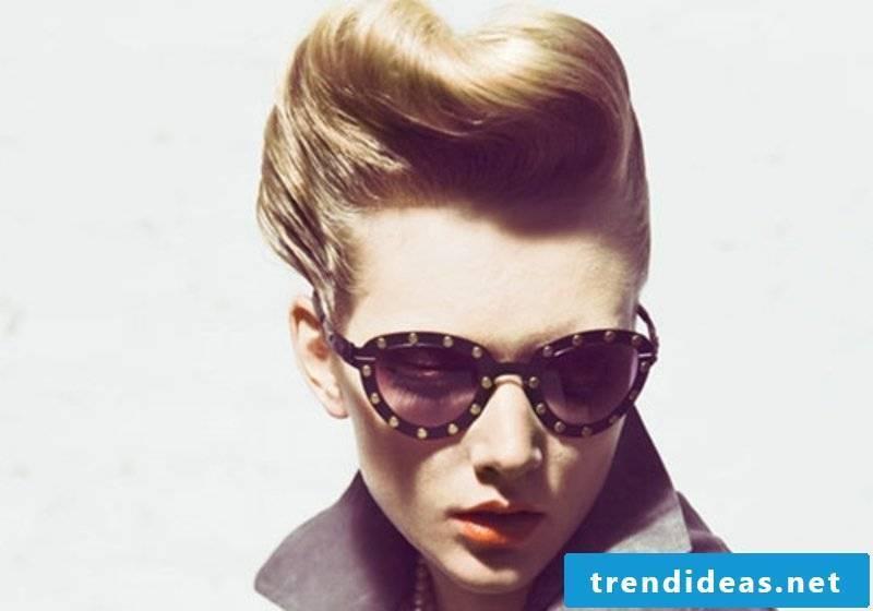 Rockabilly Hairstyles Retro Cool