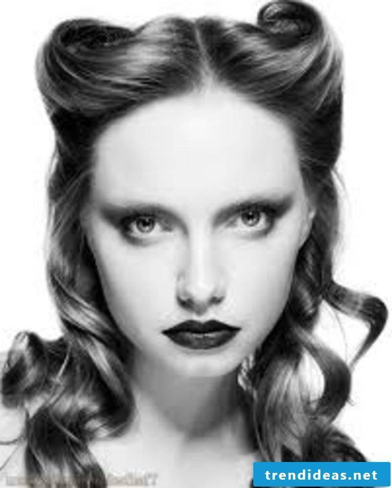 rockabilly-hairstyles-woman rockability hairstyles
