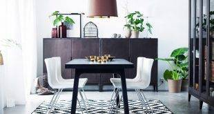 Room setup with IKEA furniture: the 50 best ideas