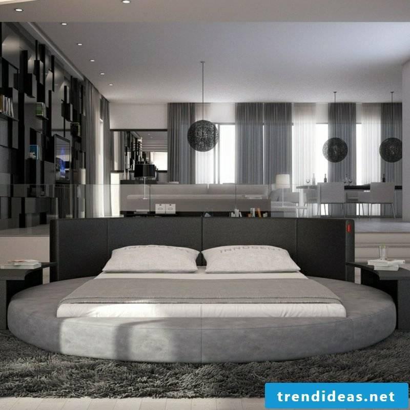 round bed buy modern ideas