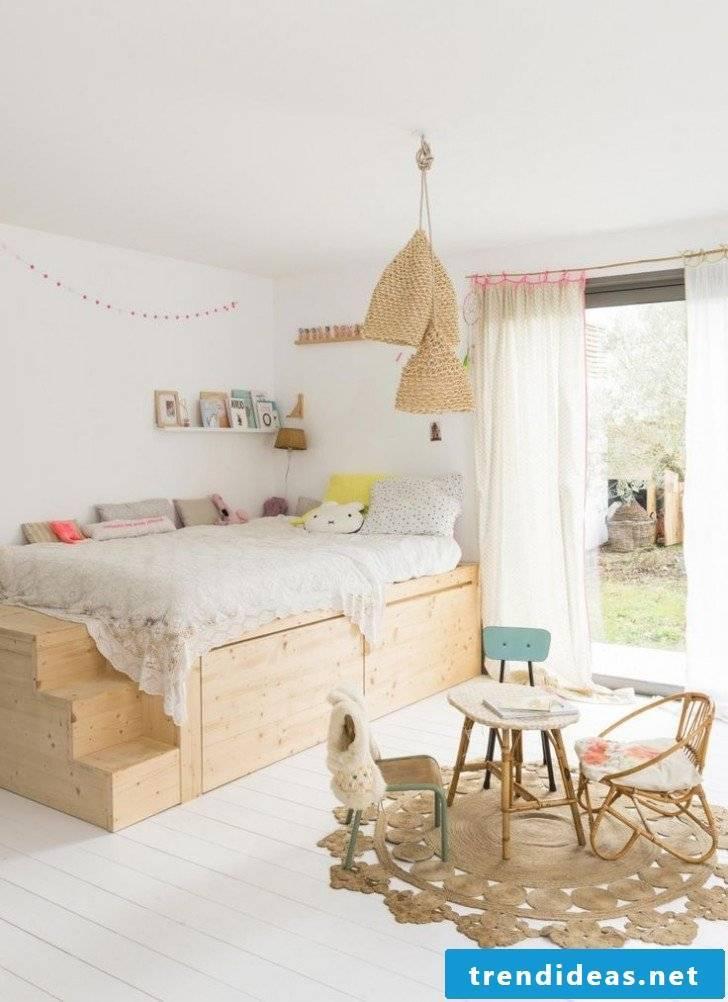 handmade interior for children's room