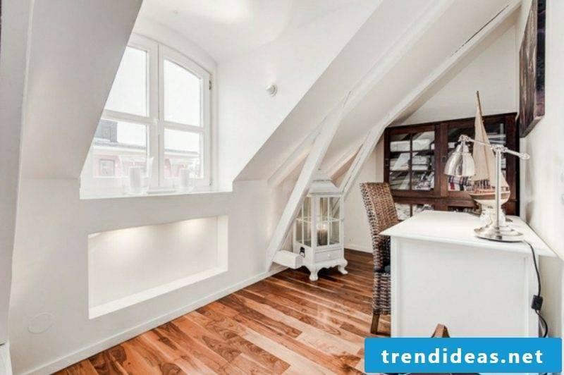 Scandinavian dwelling penthousewohnung