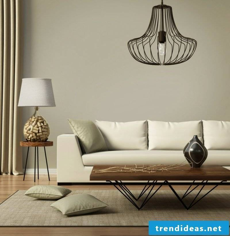 Scandinavian living living room furnished freshme