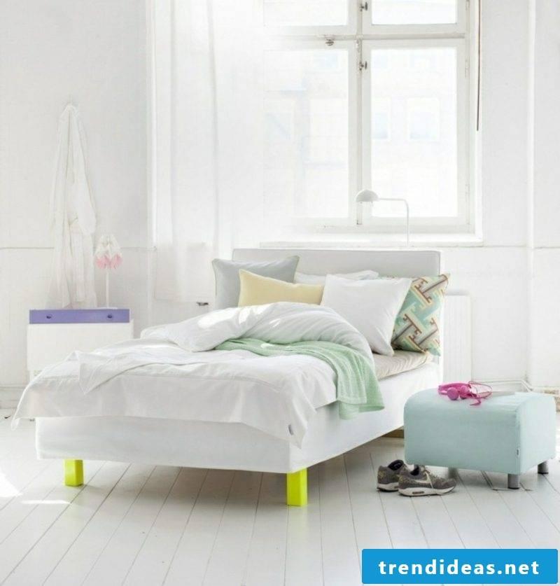 Scandinavian living bedroom