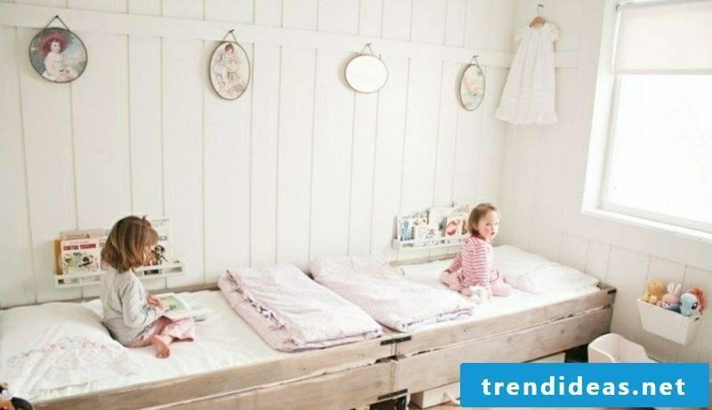 scandinavian living rustic nursery wallcovering wood white
