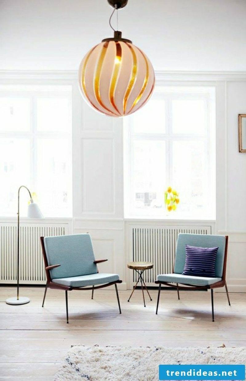 Scandinavian living furniture