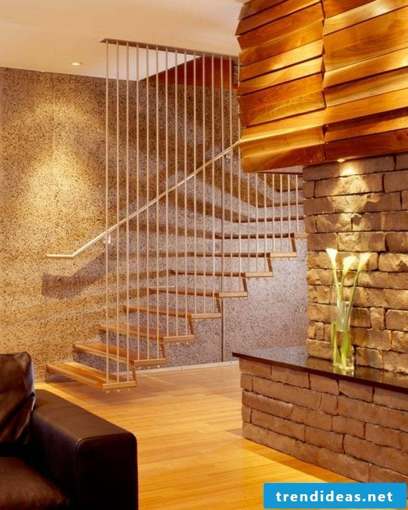 original bolt staircase wooden steps