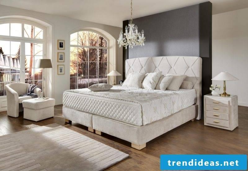 Feng Shui bedroom furnishings
