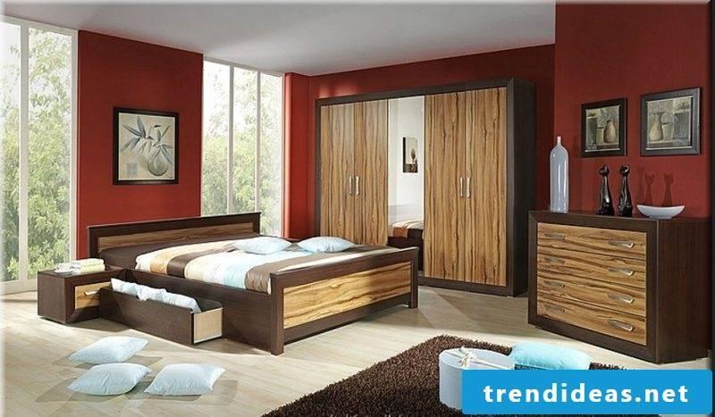 Bed position Feng Shui bedroom