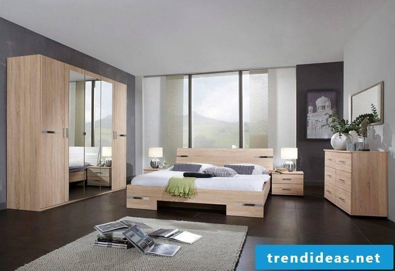 modern Feng Shui bedroom