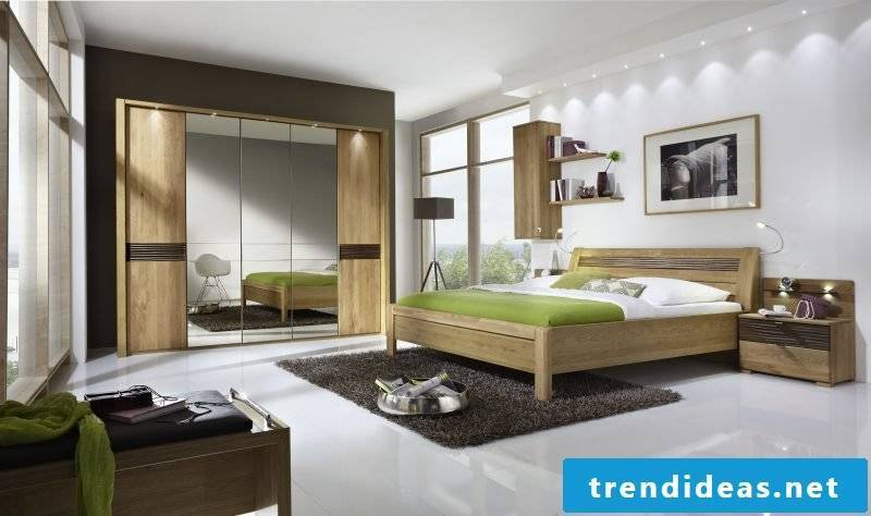 Bedroom after Feng Shui