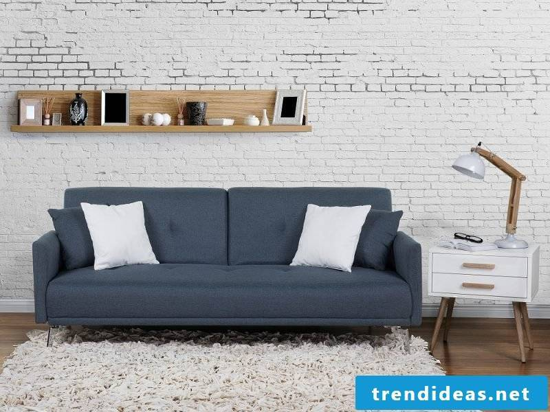 Set up teenage room sofa is perfect for friends invitation