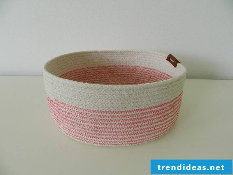 Bread basket for sewing!