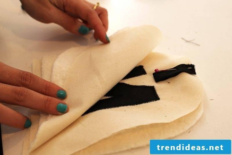 Sew egg warmer step 5