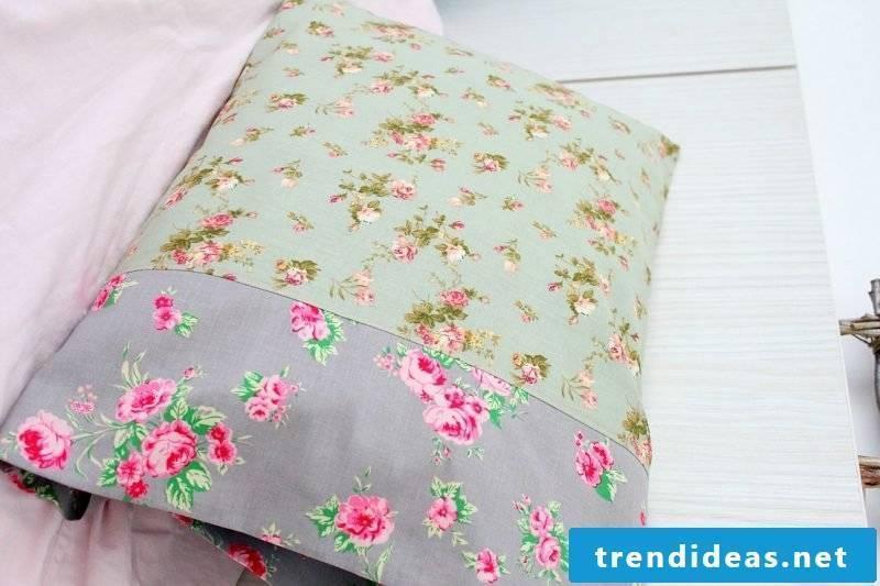 Sew pillowcase!