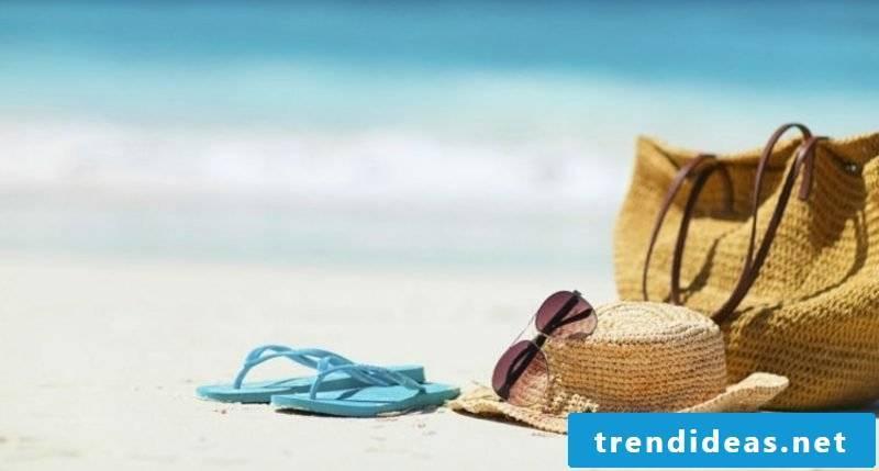 Beach bag sew creative ideas DIY