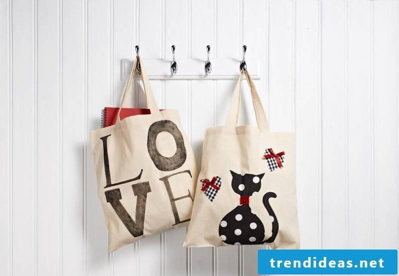 Sew cloth bag!