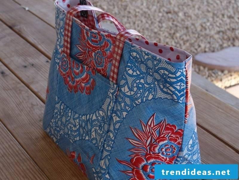 Sew cloth bag yourself!