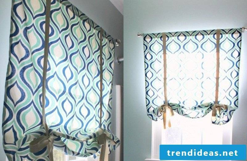 original curtains DIY ideas