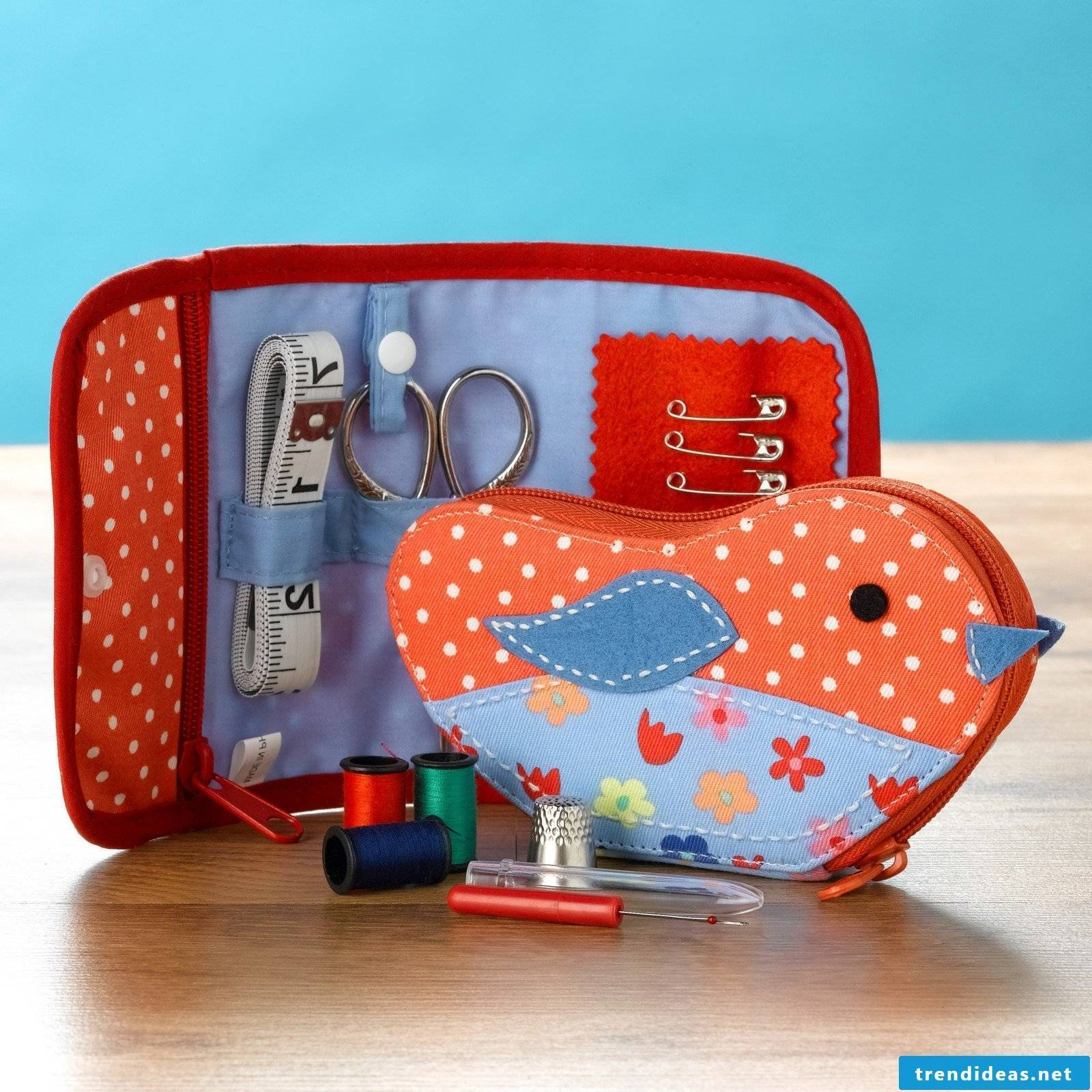 Keep sewing items - cute and creative