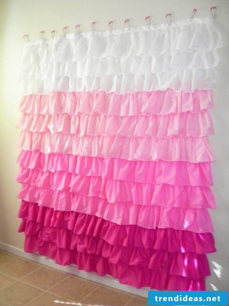 Curtain sew idea