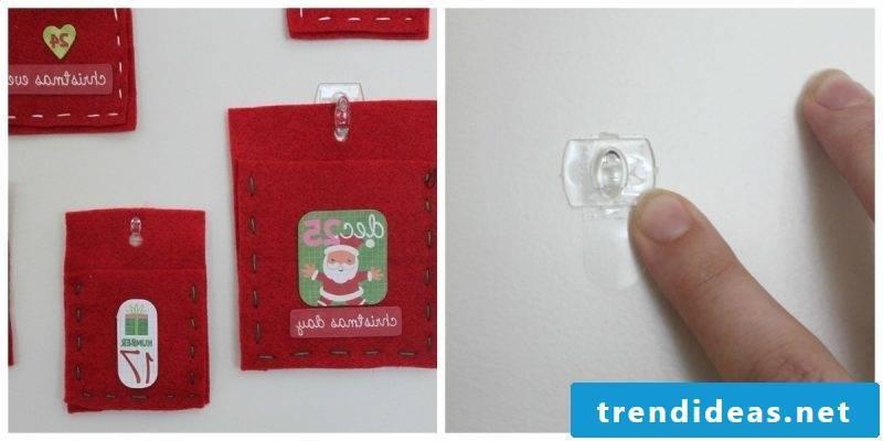 Sew Advent Calendar - DIY Instructions