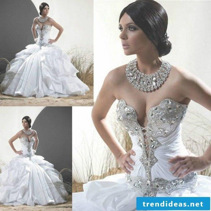 sexy bridal sequins