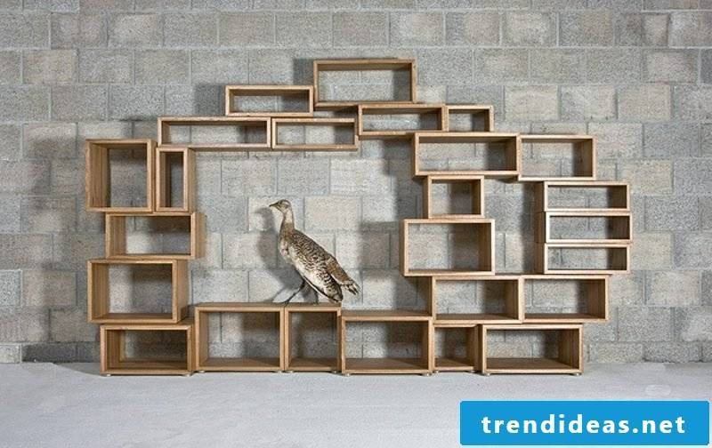 Trendy designers show their best furniture