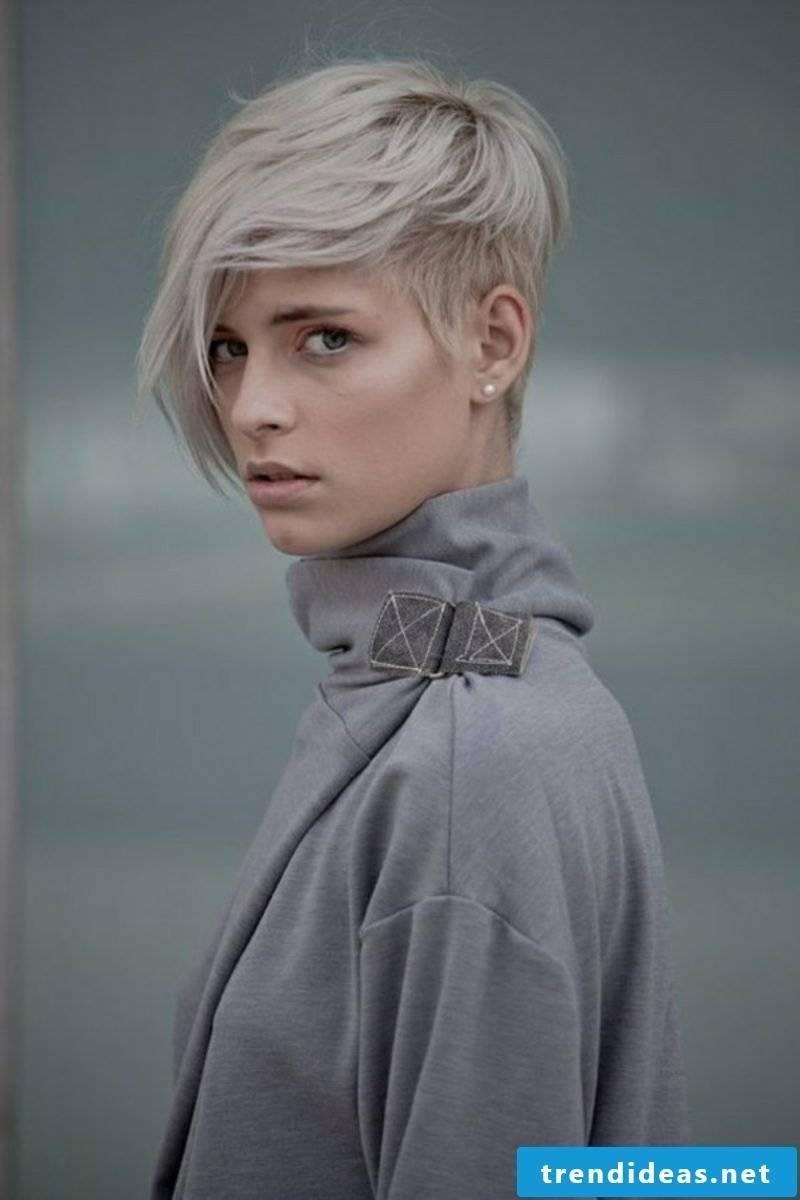 Short Hairstyles Women 2017 Undercut