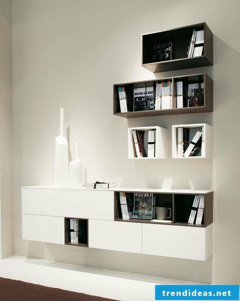 Sideboard hanging the latest design trends