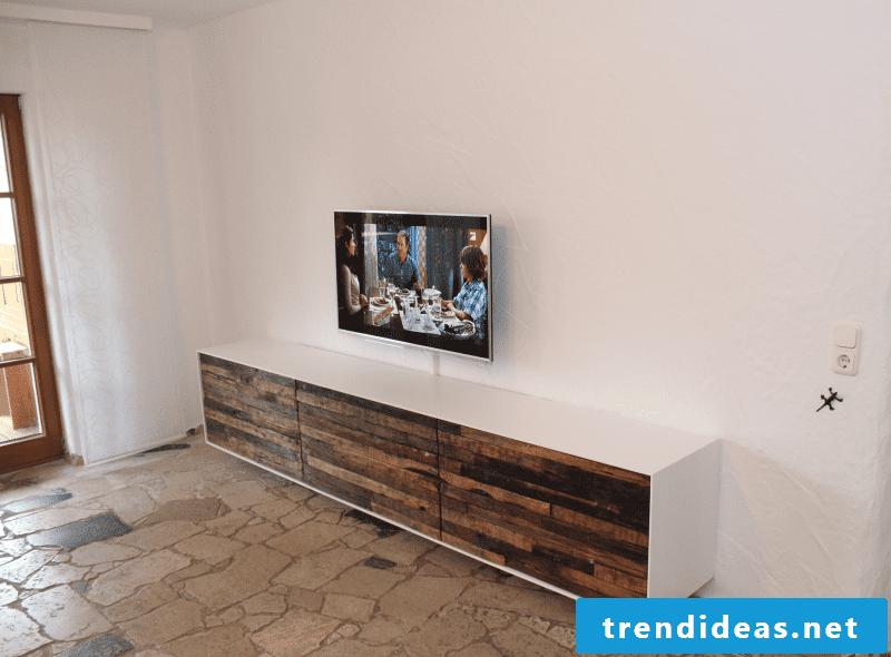 Sideboard hanging original design