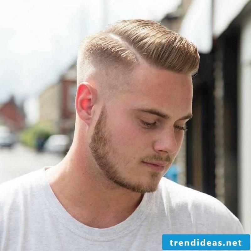 Haircut 2017 modern sidecut