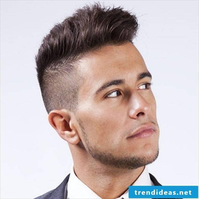 Men's hairstyles failed sidecut