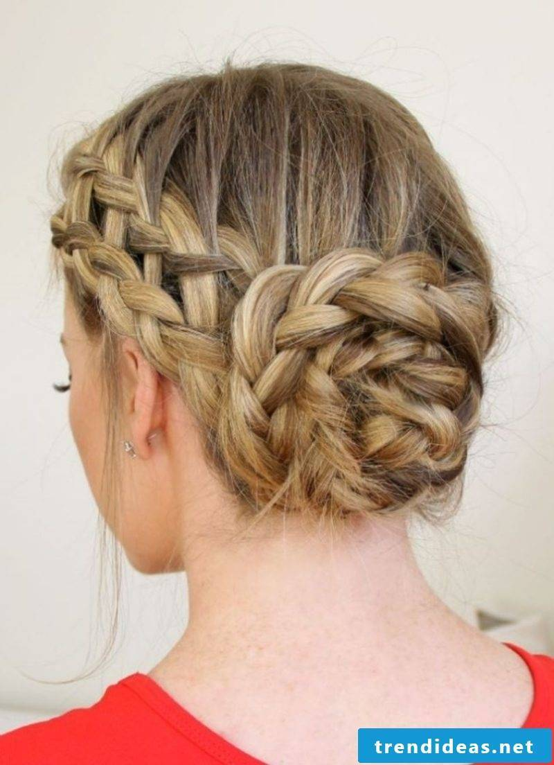Updos easy and fast