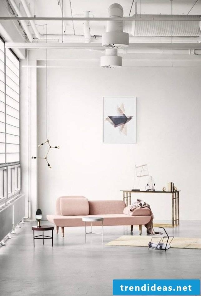 minimalism small living room set up ideas