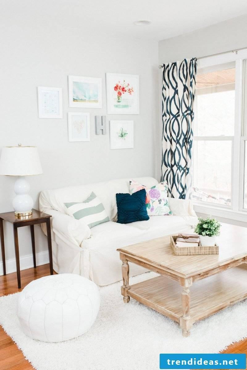 living room design ideas white furniture