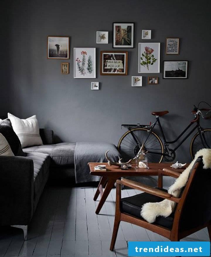 living room set up ideas dark colors