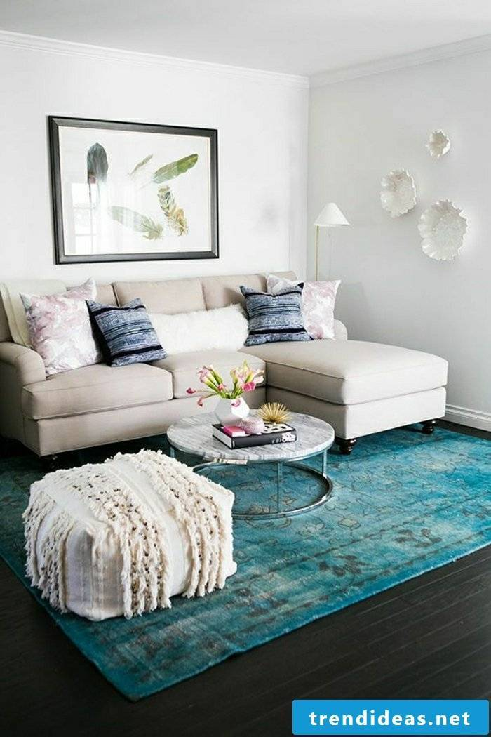 living room decorating ideas bright colors wall stool sofa