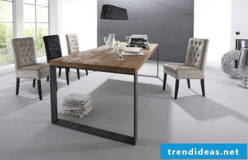 Esstish solid furniture