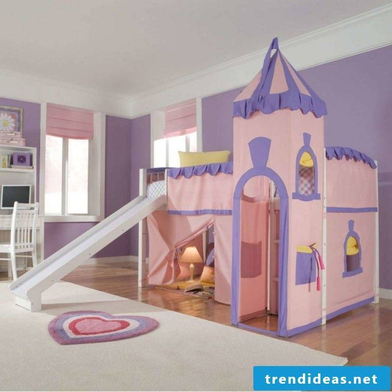 Two nursery carpets on top of each other