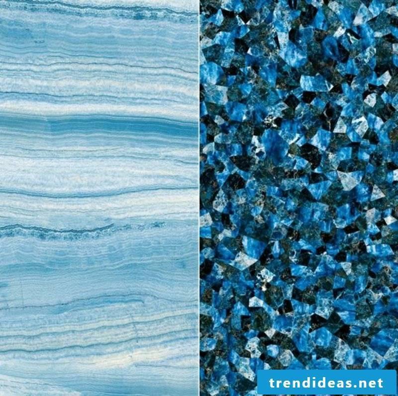 Gemstone optics quartz