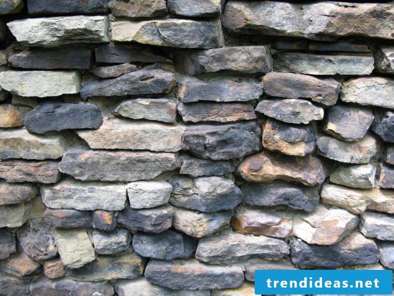 stone look wall prices
