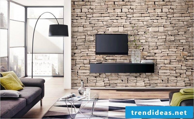 stone look wall catalog