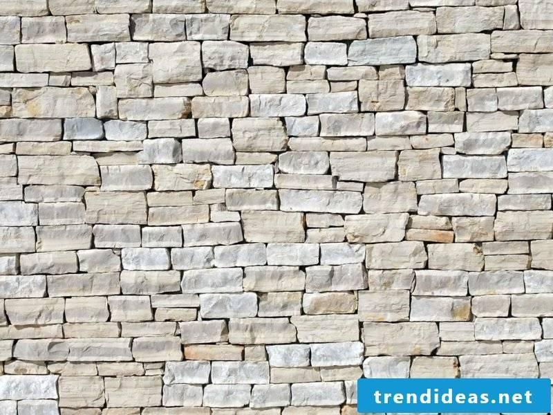 classic stone wall