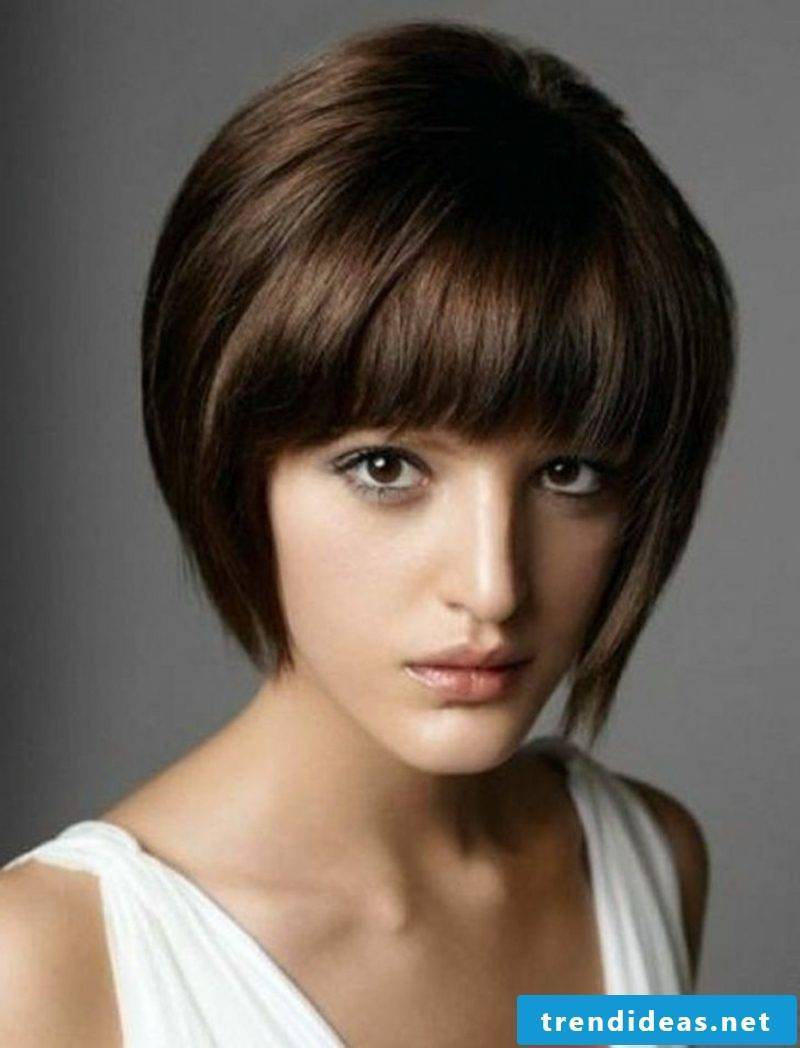 Short Hairstyles for Fine Hair Shag Hairstyle