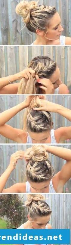 Beach Hair Instruction