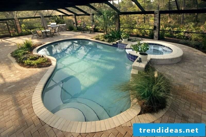 Swimming pool big