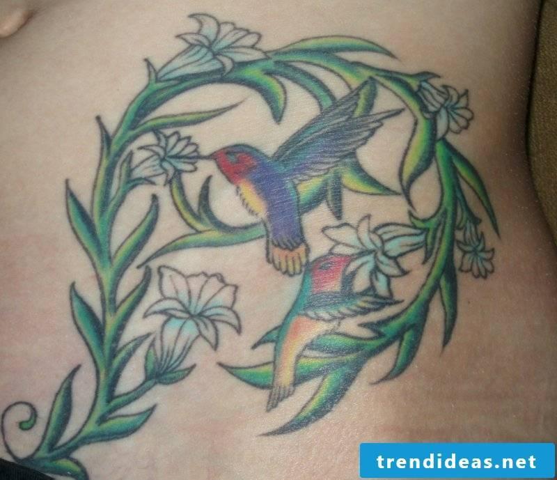 tattoo hummingbird tattoo hummingbird 3